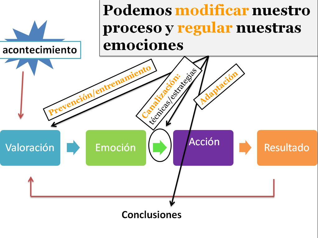 proceso emociones plus