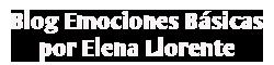 Blog 'Emociones Básicas' de Elena Llorente